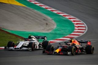 Las fotos del GP de Turquía F1 2020 Foto 41