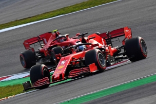 Las fotos del GP de Turquía F1 2020 Foto 44