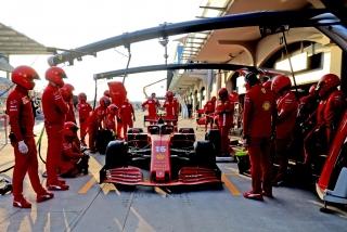 Las fotos del GP de Turquía F1 2020 Foto 46