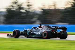 Las fotos del GP de Turquía F1 2020 Foto 53