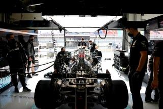 Las fotos del GP de Turquía F1 2020 Foto 55
