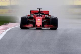 Las fotos del GP de Turquía F1 2020 Foto 73