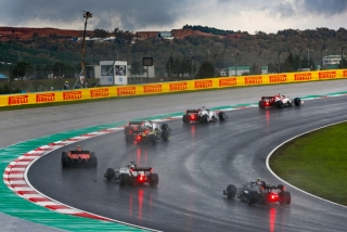 Las fotos del GP de Turquía F1 2020 Foto 82