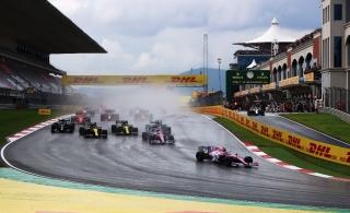 Las fotos del GP de Turquía F1 2020 Foto 95