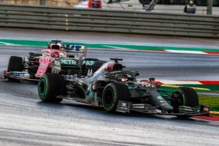 Las fotos del GP de Turquía F1 2020 Foto 96