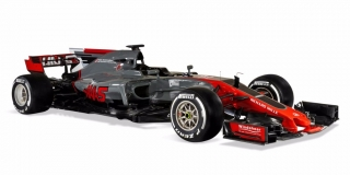 Fotos Haas VF-17 F1 2017