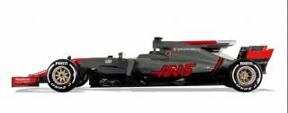 Fotos Haas VF-17 F1 2017 - Foto 2