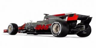 Fotos Haas VF-17 F1 2017 - Foto 3
