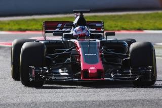 Fotos Haas VF-17 F1 2017 - Foto 4