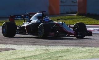 Fotos Haas VF-17 F1 2017 - Foto 6