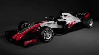 Foto 1 - Fotos Haas VF-18 F1 2018