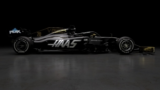 Foto 1 - Fotos Haas VF19 F1 2019