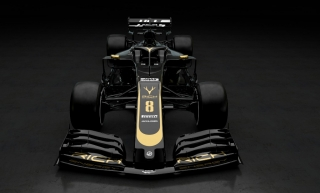 Fotos Haas VF19 F1 2019 Foto 5