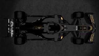 Fotos Haas VF19 F1 2019 Foto 6