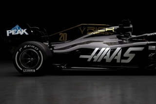Fotos Haas VF19 F1 2019 Foto 12