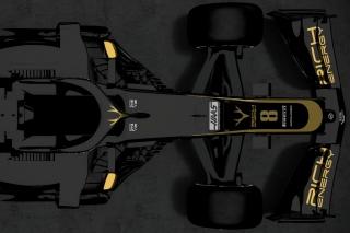 Fotos Haas VF19 F1 2019 Foto 15