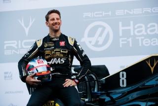 Fotos Haas VF19 F1 2019 Foto 22