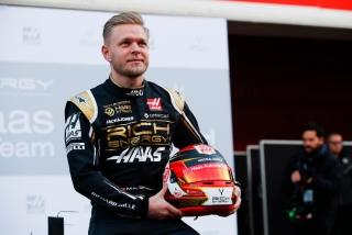 Fotos Haas VF19 F1 2019 Foto 23