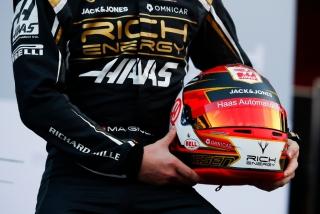 Fotos Haas VF19 F1 2019 Foto 24
