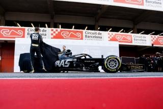Fotos Haas VF19 F1 2019 Foto 26