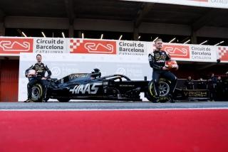 Fotos Haas VF19 F1 2019 Foto 27