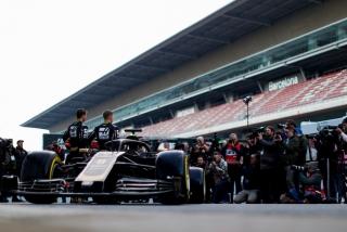 Fotos Haas VF19 F1 2019 Foto 28