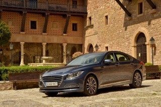 Foto 1 - Fotos Hyundai Genesis