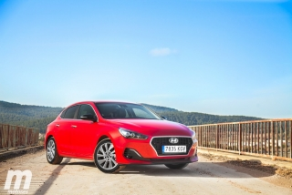 Foto 1 - Fotos Hyundai i30 Fastback