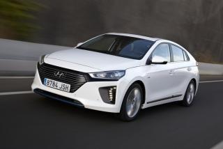 Foto 1 - Fotos Hyundai Ioniq Hybrid