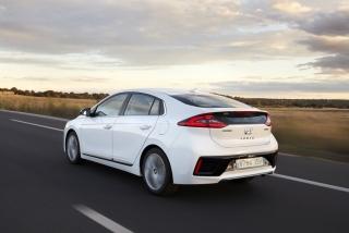 Foto 2 - Fotos Hyundai Ioniq Hybrid