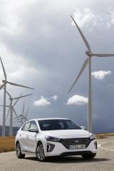 Fotos Hyundai Ioniq Hybrid - Miniatura 8