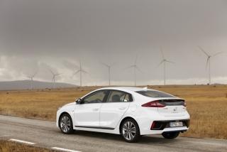 Fotos Hyundai Ioniq Hybrid - Miniatura 5