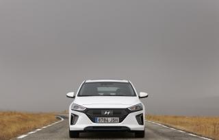 Fotos Hyundai Ioniq Hybrid - Miniatura 6