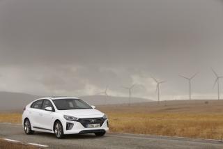 Fotos Hyundai Ioniq Hybrid - Miniatura 7
