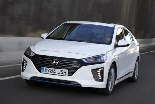Fotos Hyundai Ioniq Hybrid - Miniatura 9