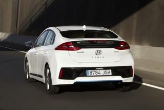 Fotos Hyundai Ioniq Hybrid - Miniatura 10