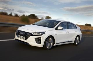 Fotos Hyundai Ioniq Hybrid - Miniatura 11