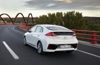 Fotos Hyundai Ioniq Hybrid - Miniatura 12