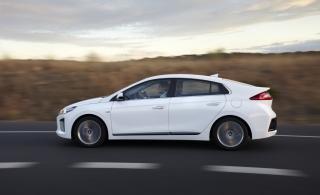 Fotos Hyundai Ioniq Hybrid - Miniatura 13