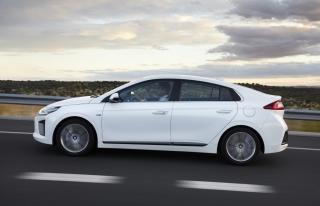 Fotos Hyundai Ioniq Hybrid - Miniatura 14
