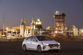 Fotos Hyundai Ioniq Hybrid - Miniatura 15