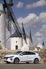 Fotos Hyundai Ioniq Hybrid - Miniatura 16