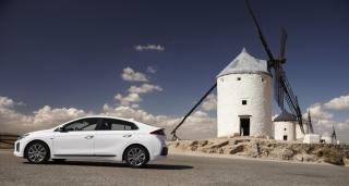 Fotos Hyundai Ioniq Hybrid - Miniatura 17