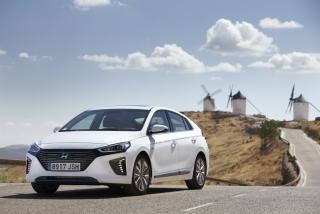 Fotos Hyundai Ioniq Hybrid - Miniatura 18