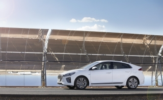 Fotos Hyundai Ioniq Hybrid - Miniatura 19