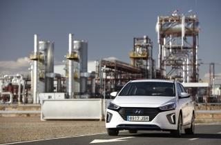 Fotos Hyundai Ioniq Hybrid - Miniatura 21