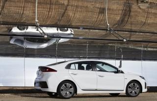 Fotos Hyundai Ioniq Hybrid - Miniatura 22