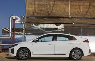 Fotos Hyundai Ioniq Hybrid - Miniatura 23