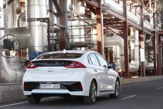 Fotos Hyundai Ioniq Hybrid - Miniatura 24
