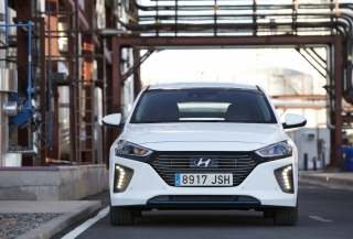 Fotos Hyundai Ioniq Hybrid - Miniatura 26